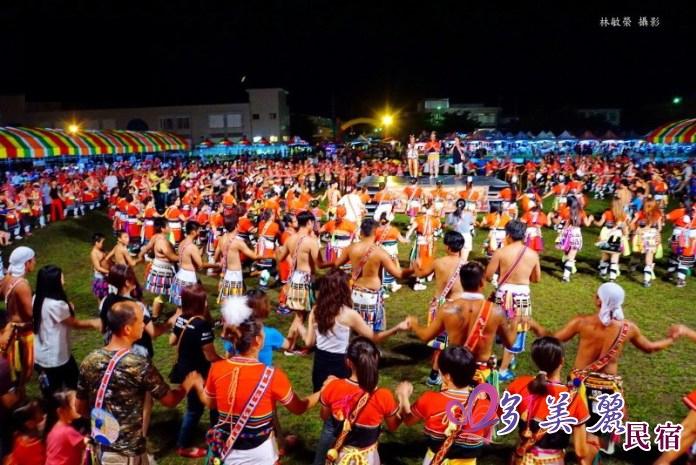 豐年祭4-林敏榮攝影